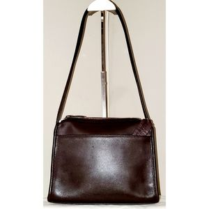 Coach VTG Brown Leather #9053 Legacy Hobo
